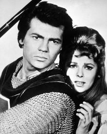 Gary Lockwood & Estelle Winwood in The Magic Sword a.k.a. L'Epee Enchantee Poster and Photo