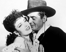 Linda Darnell & Victor Mature in My Darling Clementine a.k.a. La Poursuite Infernale Poster and Photo