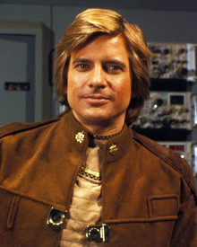 Dirk Benedict in Battlestar Galactica (1979) Poster and Photo