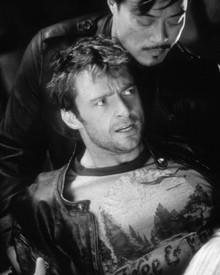 Hugh Jackman in Swordfish Poster and Photo