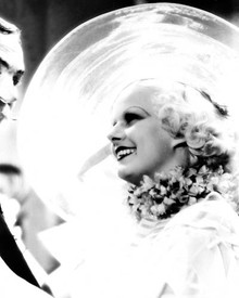 Jean Harlow in Bombshell a.k.a. Blonde Bombshell Poster and Photo