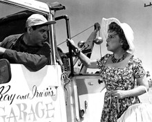Jonathan Winters & Ethel Merman in It's a Mad Mad Mad Mad World Poster and Photo