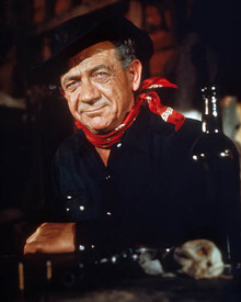 Sid James in Carry On Cowboy Poster and Photo