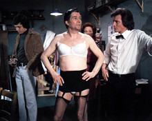 Reg Varney & Johnny Briggs in The Best Pair of Legs in the Business Poster and Photo