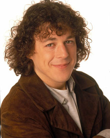 Alan Davies in Jonathan Creek Poster and Photo