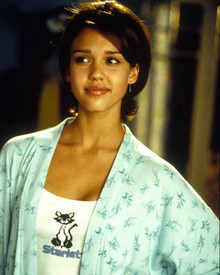 Jessica Alba in Idle Hands Poster and Photo