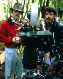 Ron Howard & George Lucas in Willow Poster and Photo