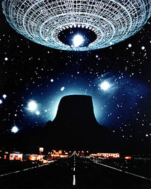 Close Encounters of the Third Kind Poster and Photo