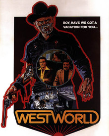 Poster in Westworld Poster and Photo