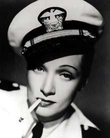 Marlene Dietrich in Seven Sinners Poster and Photo