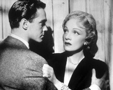 Richard Todd & Marlene Dietrich in Stage Fright a.k.a. Le grand alibi (Alfred Hitchcock) Poster and Photo