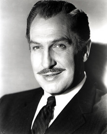 Vincent Price in The Fly (1958) Poster and Photo