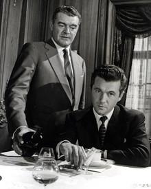 Jack Hawkins in The League of Gentlemen (1960) Poster and Photo