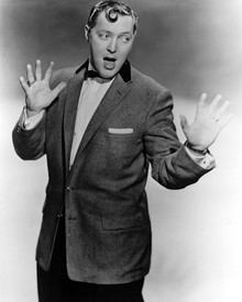 Bill Haley in Rock Around the Clock Poster and Photo