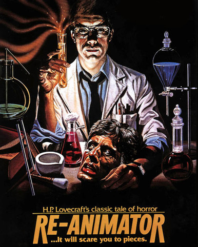 Poster in Re-Animator Poster and Photo