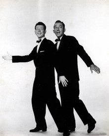Bing Crosby & Donald O'Connor in Anything Goes Poster and Photo