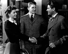 Ann Sheridan & Ronald Reagan in Kings Row Poster and Photo