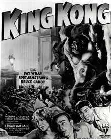 Poster in King Kong (1933) Poster and Photo