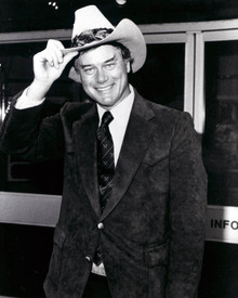 Larry Hagman in Dallas (1978-1991) Poster and Photo