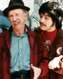 Jack Albertson & Freddie Prinze in Chico and the Man Poster and Photo