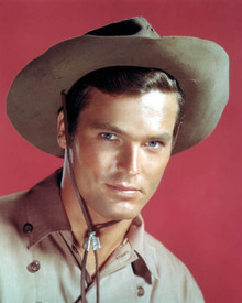 Ty Hardin aka Ty Hungerford in Bronco Poster and Photo