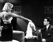 Sarah Jessica Parker & Johnny Depp in Ed Wood Poster and Photo