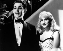 Patricia Arquette & Johnny Depp in Ed Wood Poster and Photo