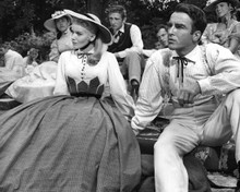 Montgomery Clift & Eva Marie Saint in Raintree County Poster and Photo