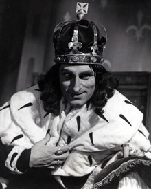 Laurence Olivier in Richard III (1954) Poster and Photo