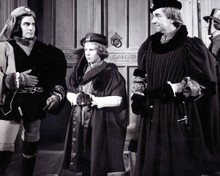 Laurence Olivier & Ralph Richardson in Richard III (1954) Poster and Photo