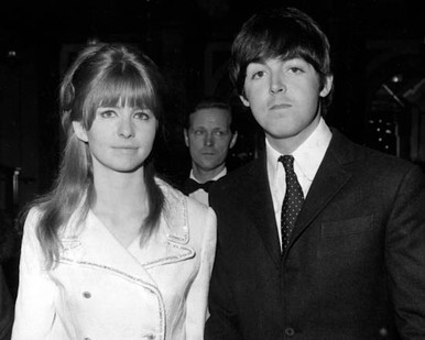 Paul McCartney & Jane Asher Poster and Photo
