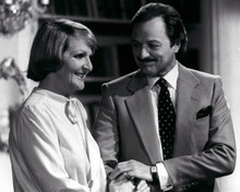 Penelope Keith & Peter Bowles in To the Manor Born Poster and Photo
