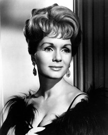 Debbie Reynolds in The Unsinkable Molly Brown Poster and Photo
