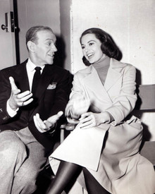 Fred Astaire & Cyd Charisse Poster and Photo