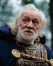 Richard Harris in Gladiator (2000) Poster and Photo