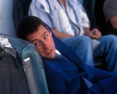 Adam Sandler in Punch-Drunk Love Poster and Photo