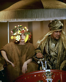 Shirley MacLaine & Peter Ustinov Poster and Photo