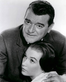 Jack Hawkins & Shirley MacLaine in Two Loves a.k.a. Spinster Poster and Photo