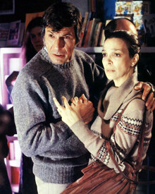 Leonard Nimoy in Invasion of the Body Snatchers (1978) Poster and Photo