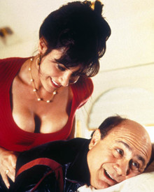 Glenne Headly & Danny DeVito in What's the Worst That Could Happen? Poster and Photo