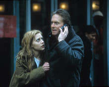 Michael Douglas & Brittany Murphy Poster and Photo