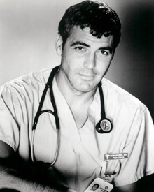 George Clooney in ER a.k.a. E.R. Poster and Photo