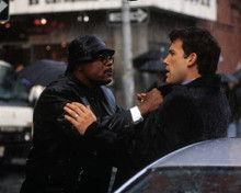 Ben Affleck & Samuel L. Jackson in Changing Lanes Poster and Photo