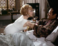Rex Harrison & Edie Adams in The Honey Pot a.k.a. Honeypot Poster and Photo