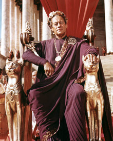 Rex Harrison in Cleopatra (1963) Poster and Photo