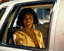 Whitney Houston in The Bodyguard Poster and Photo
