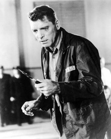 Burt Lancaster in Birdman of Alcratraz Poster and Photo