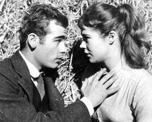 Dean Stockwell & Heather Sears in Sons and Lovers Poster and Photo