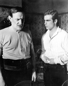 Dean Stockwell & Trevor Howard in Sons and Lovers Poster and Photo