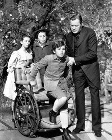 Dean Stockwell & Margaret O'Brien in The Secret Garden Poster and Photo